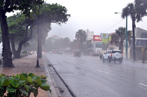 Recorrido por barrios de la capital, malecon de santo domingo.Fotos: Carmen Suárez/acento.com.do.Fecha: 04/08/2011.