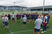 USMNT Training, June 5, 2018