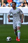 15.02.2020, PreZero-Arena, Sinsheim, GER, 1. FBL, TSG 1899 Hoffenheim vs. VFL Wolfsburg, <br /> <br /> DFL REGULATIONS PROHIBIT ANY USE OF PHOTOGRAPHS AS IMAGE SEQUENCES AND/OR QUASI-VIDEO.<br /> <br /> im Bild: Maximilian Arnold (#27, VfL Wolfsburg)<br /> <br /> Foto © nordphoto / Fabisch