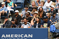 FLUSHING, NY- SEPTEMBER 01: ***NO NY DAILIES***  A general view of the coaches box as Venus Williams Vs Maria Sakkari during the 2017 US Open at the USTA Billie Jean King National Tennis Center on September 1, 2017 in Flushing Queens. Credit: mpi04/MediaPunch