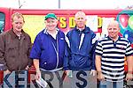 Some of the Cahersiveen Regatta Committee at the regatta on Sunday were l-r; Seamus 'Sammy' O'Sullivan, Donal Tommy O'Sullivan, Mike Kissane & Dermot McGillicuddy.