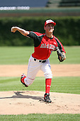 August 18 2008:  Jacob Turner (30) of the Team One team during the 2008 Under Armour All-American Game at Wrigley Field in Chicago, Illinois.  (Copyright Mike Janes Photography)