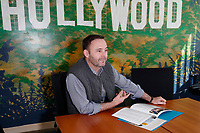 LOS ANGELES - MARCH 28: David Beeler at General Counseling - client photo shoot at the Actors Fund on March 28, 2019 in Los Angeles, California