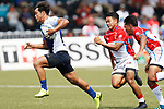 Ryota Kano (JPN), <br /> AUGUST 30, 2018 - Rugby : <br /> Men's Group B match <br /> between Japan 92-0 Idonesia <br /> at Gelora Bung Karno Rugby Field <br /> during the 2018 Jakarta Palembang Asian Games <br /> in Jakartan, Idonesia. <br /> (Photo by Naoki Morita/AFLO SPORT)