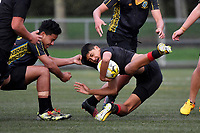 20180905 Hurricanes U15 Rugby - Gisborne Boys' High School v Porirua College