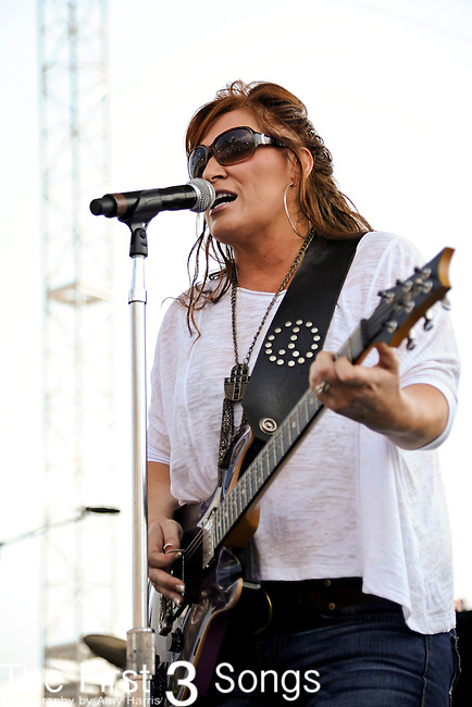 Jo Dee Messina performs at LP Field during the 2011 CMA Music Festival on June 10, 2011 in Nashville, Tennessee.