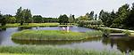 WASSENAAR - Wassenaarse Golf Club Rozenstein. ANP COPYRIGHT KOEN SUYK