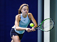 Hilversum, Netherlands, December 2, 2018, Winter Youth Circuit Masters, Florentine Dekkers (NED)<br /> Photo: Tennisimages/Henk Koster