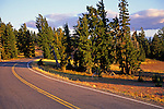The Rim Road, Crater Lake National Park, Oregon