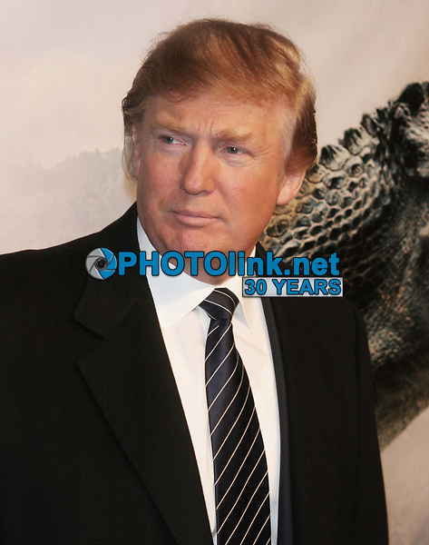 Donald Trump 2006<br /> Photo By John Barrett/PHOTOlink.net