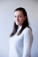 Anne Cathrine Bomann (1983) è una scrittrice, poetessa e psicologa danese. Vive a Copenaghen con il fidanzato filosofo e il loro cane Camus. Agathe af Anne Cathrine Bomann. Agathe er nu solgt til 18 lande. En livstræt psykiater tæller ned til pensionen. Milano 24 febbraio 2019. © Leonardo Cendamo