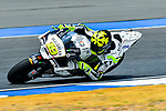 Angel Nieto Team's rider Alvaro Bautista of Spain rides during the MotoGP Official Test at Chang International Circuit on 17 February 2018, in Buriram, Thailand. Photo by Kaikungwon Duanjumroon / Power Sport Images