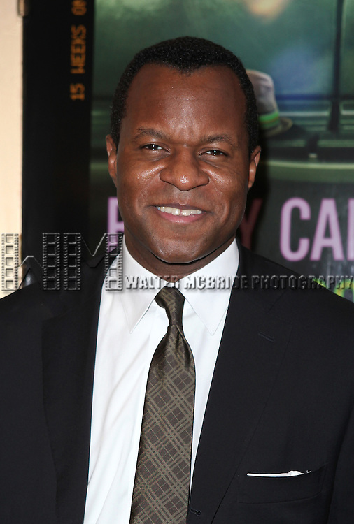 Geoffrey Fletcher.attending the Broadway Opening Night Performance  for 'The Mother F**ker with the Hat'  in New York City.