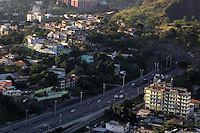 Rio de Janeiro,30 de Maio de 2012- Fim de  tarde na  Capital  Fluminense, vista de Jacarepaguá.<br /> Guto Maia Brazil Photo Press