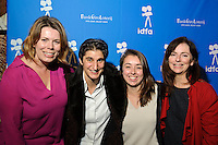 "Rebecca Barry, Jess Search, Hollie Fifer (filmmaker ""The Opposition""), Madeleine Hetherton"