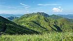 Buffalo Hill From Fei Ngo Shan, Hong Kong.