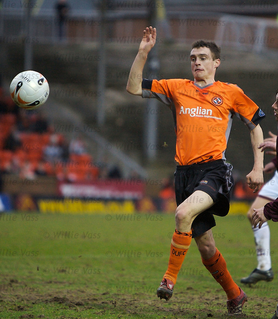 Lee Mair, Dundee Utd.stock season 2006-2007.pic willie vass