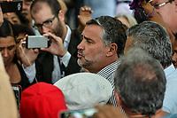 BRASÍLIA, DF, 14.03.2017 – DEPOIMENTO-LULA – O ex-presidente Luiz Inácio Lula da Silva prestou depoimento na Justiça Federal de Brasília na manhã desta terça-feira, 14. (Foto: Ricardo Botelho/Brazil Photo Press)