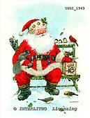 GIORDANO, CHRISTMAS SANTA, SNOWMAN, WEIHNACHTSMÄNNER, SCHNEEMÄNNER, PAPÁ NOEL, MUÑECOS DE NIEVE, paintings+++++,USGI1963,#X#