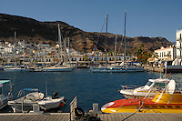 Puerto Mogan harbour, Gran Canaria, Canary Islands, Spain