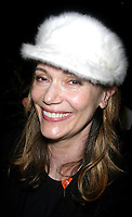 PEGGY LIPTON 2003 <br /> MERCEDES-BENZ FASHION WEEK-<br /> MARC JACOBS 2004 SPRING COLLECTION.<br /> NEW YORK CITY.<br /> CAP/MPI/PHL/JB<br /> ©JB/PHL/MPI/Capital Pictures
