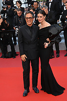 CANNES, FRANCE. May 25, 2019:  Gael Garcia Bernal & Fernanda Aragones at the Closing Gala premiere of the 72nd Festival de Cannes.<br /> Picture: Paul Smith / Featureflash