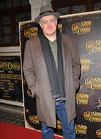Dara O Briain at the &quot;Girl From The North Country&quot; press night, Noel Coward Theatre, St Martin's Lane, London, England, UK, on Thursday 11 January 2018.<br /> CAP/CAN<br /> &copy;CAN/Capital Pictures