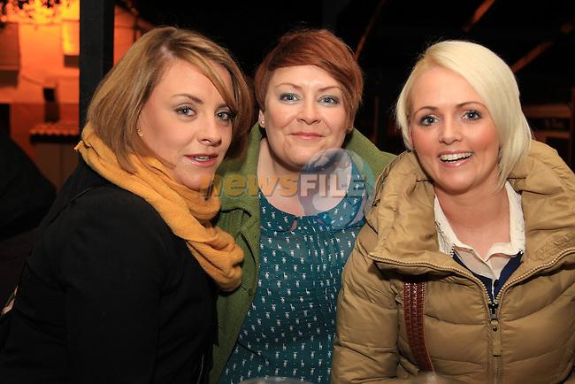 Lisa Mcentee Diane Kirwan sins Kirwan.in McPhails.Picture: Fran Caffrey/www.newsfile.ie.
