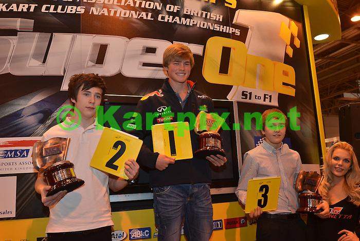 Autosport International the Racing Car Show