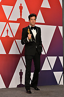 LOS ANGELES, CA. February 24, 2019: Mark Ronson at the 91st Academy Awards at the Dolby Theatre.<br /> Picture: Paul Smith/Featureflash