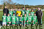 The Killarney Celtic A team that won the u13 League title when they defeated Iveragh in Celtic Park on Saturday