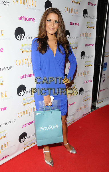 LONDON, ENGLAND - NOVEMBER 02: Gemma Oaten attends the MyFaceMyBody Awards 2013, Lancaster Hotel, Lancaster Terrace, on Saturday November 02, 2013 in London, England, UK.<br /> CAP/CAN<br /> &copy;Can Nguyen/Capital Pictures