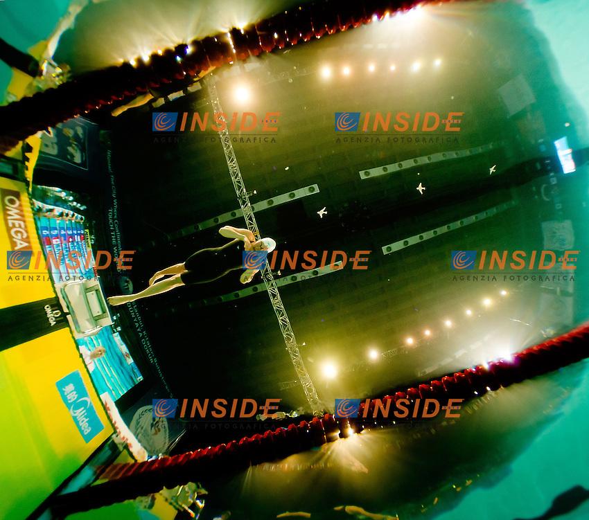 HERSEY Kathleen USA.FINA World Short Course Swimming Championships.Istanbul Turkey 12 - 16 Dec. 2012.Day 01 - Underwater.Photo G.Scala/Deepbluemedia/Inside