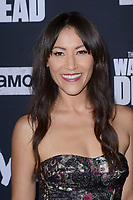 """LOS ANGELES - SEP 23:  Eleanor Matsuura at the """"The Walking Dead"""" Season 10 Premiere Event at the TCL Chinese Theater on September 23, 2019 in Los Angeles, CA"""