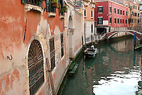 Built on low mud banks fighting the title waters of the Adriatic, Venice stretches across 117 small islands connected by more than 400 bridges over its 150 canals in the marshy saltwater Lagoon.