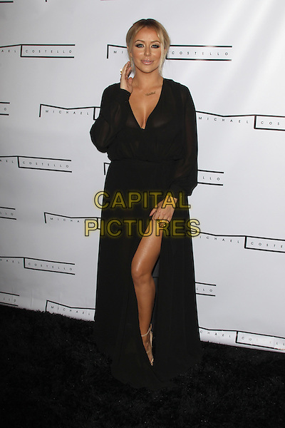 LOS ANGELES, CA- JULY 23: Aubrey O'Day at the Michael Costello and Style PR Capsule Collection launch party on July 23, 2015 in Los Angeles, California. <br /> CAP/MPI21<br /> &copy;MPI21/Capital Pictures