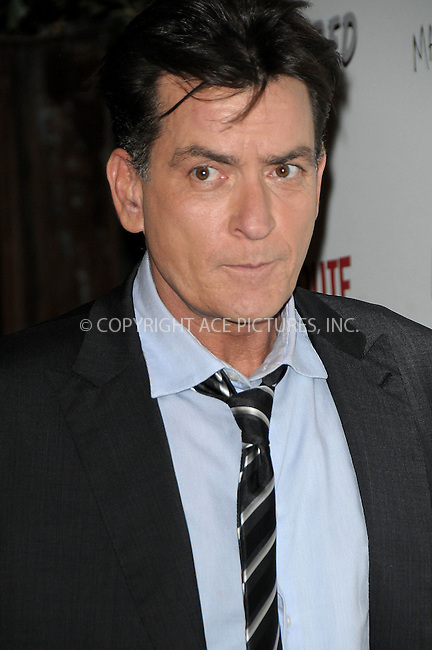 WWW.ACEPIXS.COM . . . . .  ..... . . . . US SALES ONLY . . . . .....June 26 2012, LA....Charlie Sheen at the FX Summer Comedies party held at Lure Club on June 26 2012 in Los Angeles.. ..Please byline: FAMOUS-ACE PICTURES... . . . .  ....Ace Pictures, Inc:  ..Tel: (212) 243-8787..e-mail: info@acepixs.com..web: http://www.acepixs.com