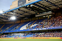 Plenty of empty seats at Stamford Bridge during Chelsea vs Lyon, International Champions Cup Football at Stamford Bridge on 7th August 2018