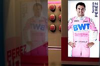 #11 SERGIO PEREZ (MEX) MENDOZA SPORTPESA RACING POINT F1 MERCEDES