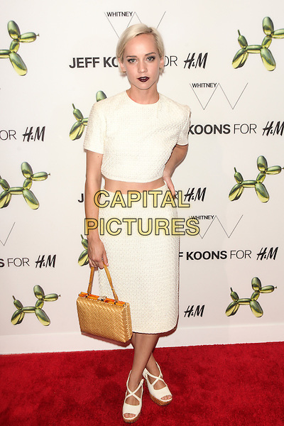 NEW YORK, NY - JULY 15: Caitlin Moe attends the H&amp;M Flagship Fifth Avenue Store launch event at H&amp;M Flagship Fifth Avenue Store on July 15, 2014 in New York City.  <br /> CAP/MPI/COR99<br /> &copy;COR99/MPI/Capital Pictures