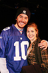 Tom Pelphrey and Kate Russell act in the Apothecary Theater Company's production of An Evening of Don Nigro on Dec. 14 running until Dec. 20 at Theatre 54, New York City, NY. Tom Pelphrey stars with Kate Russell (was on AMC) in two acts  - 1) Wonders of the Invisible World Revealed and 2) Fair Rosamund and Her Murderer. (Photo by Sue Coflin/Max Photos)