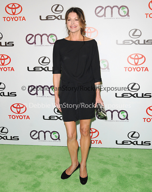 Jane Leeves  at The 2010 Environmental Media Association Awards held at WB Studios in Burbank, California on October 16,2010                                                                   Copyright 2010  © Hollywood Press Agency