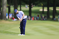 Branden Grace (RSA) putts on the 2nd green during Sunday's Final Round of the WGC Bridgestone Invitational 2017 held at Firestone Country Club, Akron, USA. 6th August 2017.<br /> Picture: Eoin Clarke | Golffile<br /> <br /> <br /> All photos usage must carry mandatory copyright credit (&copy; Golffile | Eoin Clarke)