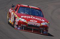 Apr 19, 2007; Avondale, AZ, USA; Nascar Nextel Cup Series driver Joe Nemechek (13) during practice for the Subway Fresh Fit 500 at Phoenix International Raceway. Mandatory Credit: Mark J. Rebilas