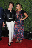 10 August 2016 - West Hollywood, California. Ivonne Coll, Gina Rodriguez. 2016 CBS, CW, Showtime Summer TCA Party held at Pacific Design Center. Photo Credit: Birdie Thompson/AdMedia