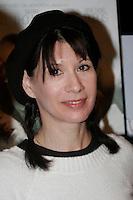 Sylvie Leonard, Rendez Vous du Cinema Quebecois 2006<br /> <br /> photo : Delphine Descamps  Images Distribution