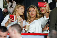Crystal Palace owner Steve Parish's daughters seen taking   a selfie during the EPL - Premier League match between Crystal Palace and West Bromwich Albion at Selhurst Park, London, England on 13 May 2018. Photo by Carlton Myrie / PRiME Media Images.