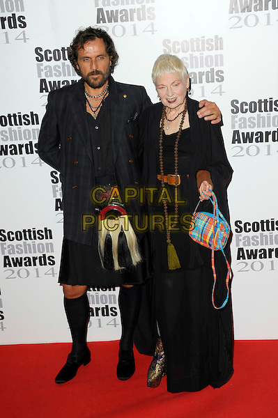 Vivienne Westwood attends The Scottish Fashion Awards held at 8  Northumberland Avenue, on September 1, 2014 in London, England. <br /> CAP/CJ<br /> &copy;Chris Joseph/Capital Pictures