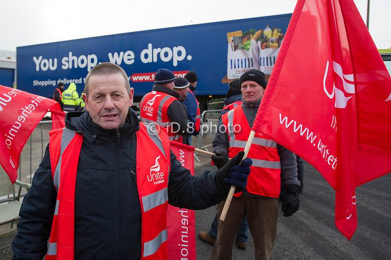 Roger Livsey, sacked Tesco driver