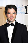 Matthew Settle attends The 63rd Annual Writers Guild Awards on Sarturday, February 5, 2011 at the AXA Equitable Center, New York City, New York. (Photo by Sue Coflin/Max Photos)